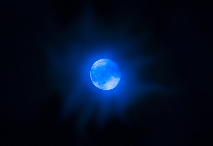 Blue Full Moon 19th April 2019, Astrology